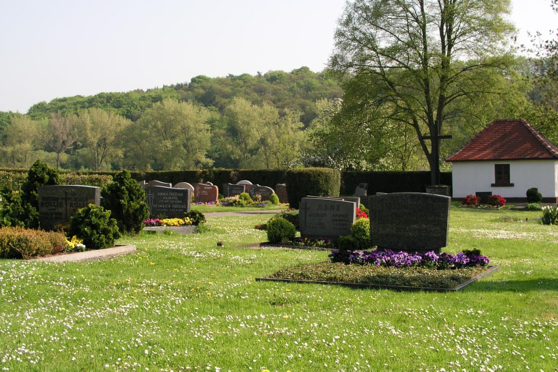 Friedhof Guntershausen