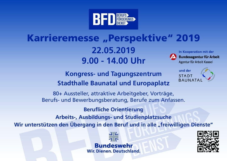 BFD-Messe Perspektive 2019